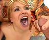 clip Ejaculations faciales en folie sur des grosses salopes