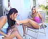 telecharger porno Trio hard avec deux jeunes salopes