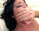 sexe Cody Lane sauvagement enculée à sec!