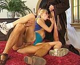 sexe Jeune minette dépucelée du cul par 2 prêtres