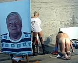 Téléchargement de Vieux peintre baise son jeune modèle