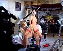 Pénétrez dans les coulisses d'un tournage d'un porno partouse brigitta bulgari