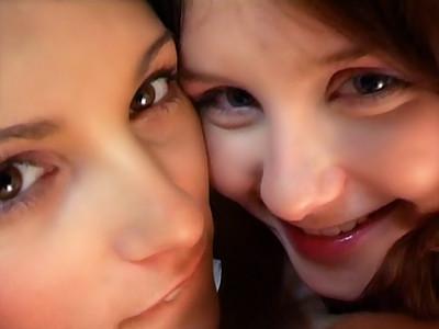 Deux copines de la fac tourne une vidéo !